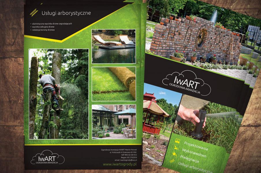 IwArt Ogrodnictwo